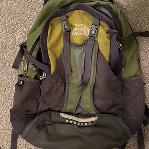 """North Face """"Sweeper"""" Backpack"""